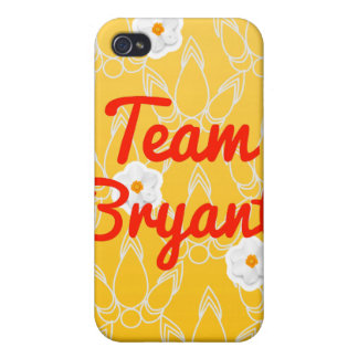 Team Bryant iPhone 4/4S Covers