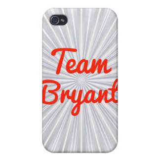 Team Bryant Covers For iPhone 4