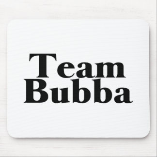 Team Bubba Redneck Mouse Pad