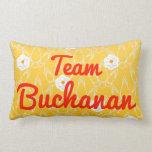 Team Buchanan Pillows