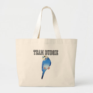 Team Budgie Tote Bag
