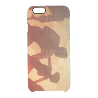 Team Building Activities to Increase Morale Clear iPhone 6/6S Case