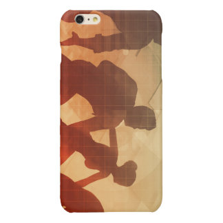 Team Building Activities to Increase Morale Glossy iPhone 6 Plus Case