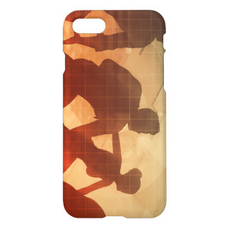 Team Building Activities to Increase Morale iPhone 8/7 Case