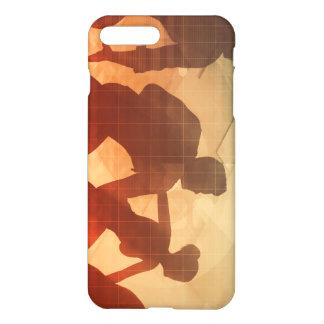 Team Building Activities to Increase Morale iPhone 8 Plus/7 Plus Case