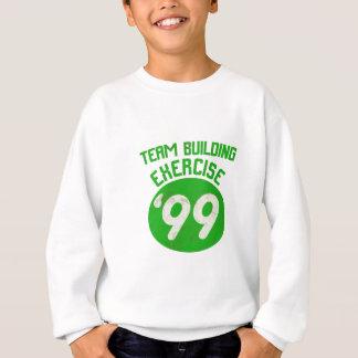 Team Building Exercise '99 Sweatshirt