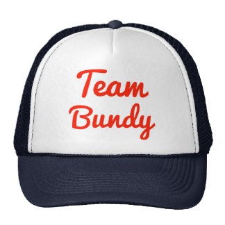 Team Bundy Mesh Hat