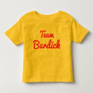 Team Burdick Shirts
