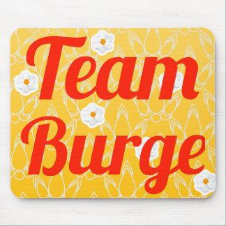 Team Burge Mousepads