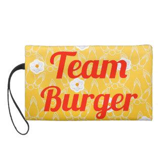 Team Burger Wristlets
