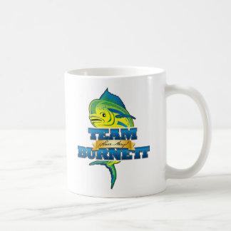 Team Burnett Official Mug