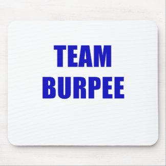 Team Burpee Mouse Pad