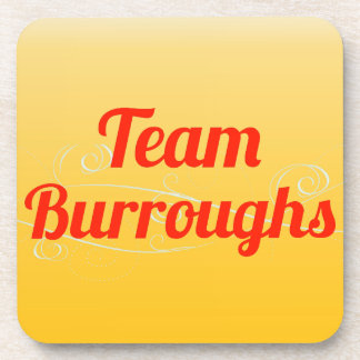 Team Burroughs Coaster