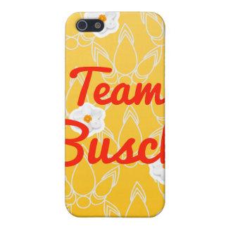 Team Busch Case For iPhone 5