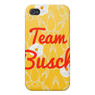 Team Busch iPhone 4 Cases