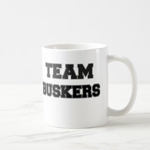 Team Buskers Mug