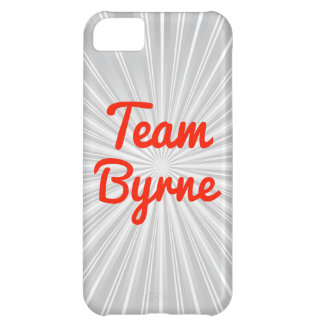 Team Byrne Cover For iPhone 5C