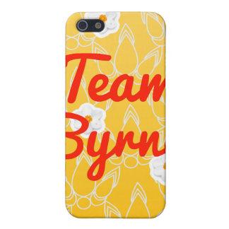 Team Byrne iPhone 5 Cases