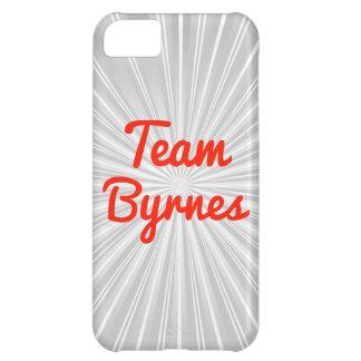 Team Byrnes iPhone 5C Cover
