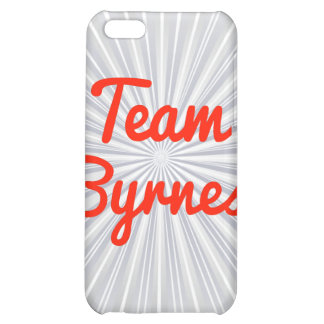 Team Byrnes Case For iPhone 5C