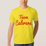 Team Cabrera Tshirts