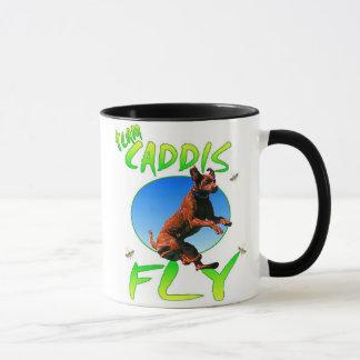 team caddis mug