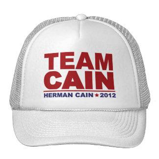 Team Cain 2012 Trucker Hat