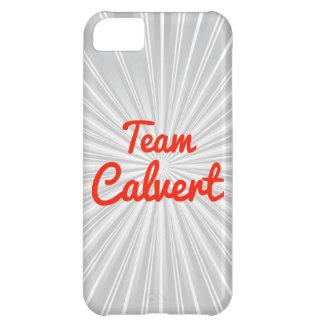 Team Calvert Case For iPhone 5C
