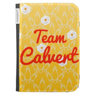 Team Calvert Kindle Keyboard Case