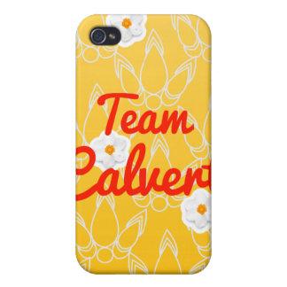 Team Calvert iPhone 4 Cover