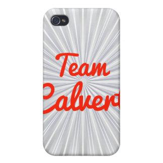 Team Calvert Case For iPhone 4