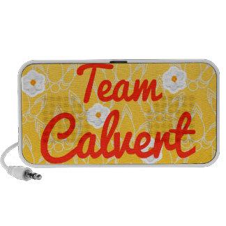 Team Calvert Speaker