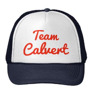 Team Calvert Trucker Hat