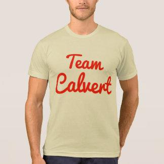 Team Calvert Tshirt