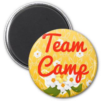 Team Camp Magnet