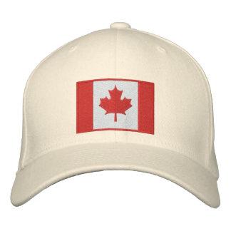 TEAM CANADA 2010 Dated Souvenir Embroidered Baseball Cap
