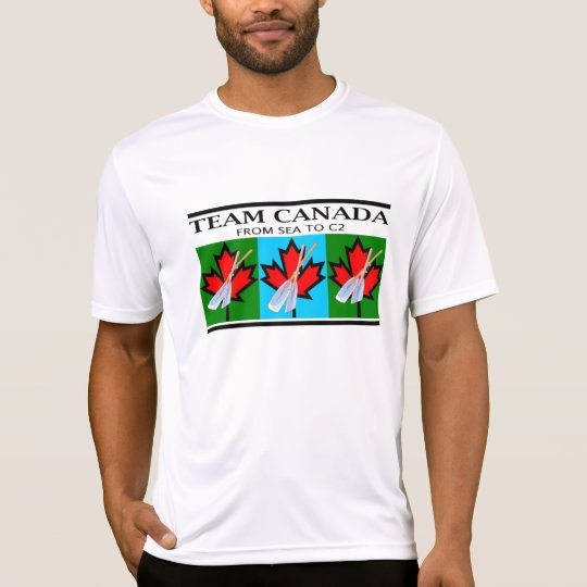 Team Canada Men's T-Shirt