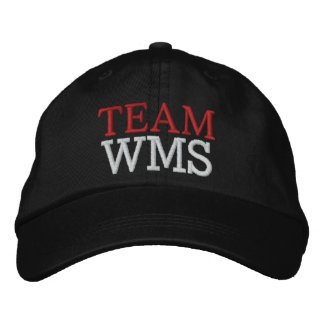 TEAM Cap by SRF Embroidered Hat
