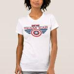 Team Cap Logo Shirt