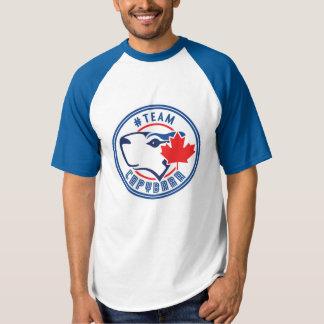 Team Capybara T-shirt