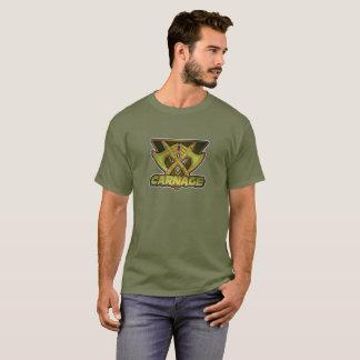 Team Carnage basic men's t-shirt