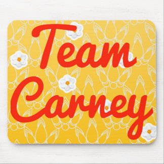 Team Carney Mousepad