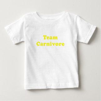Team Carnivore Baby T-Shirt