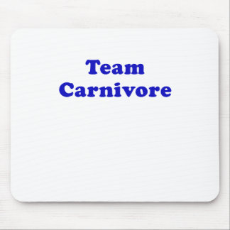 Team Carnivore Mouse Pad