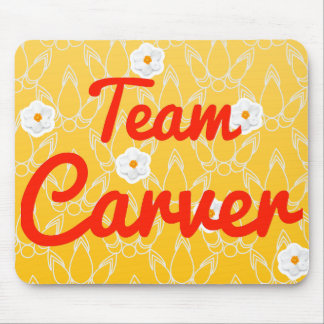 Team Carver Mouse Pad