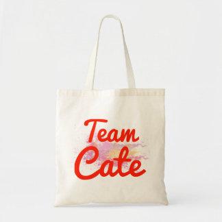 Team Cate Tote Bag