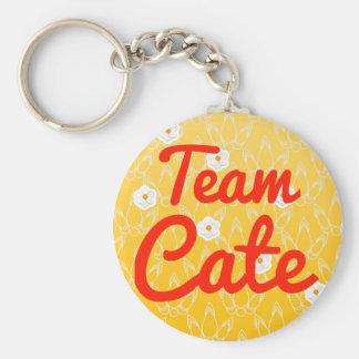 Team Cate Key Chains