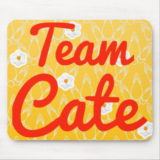 Team Cate Mousepads