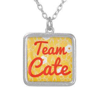 Team Cate Pendant