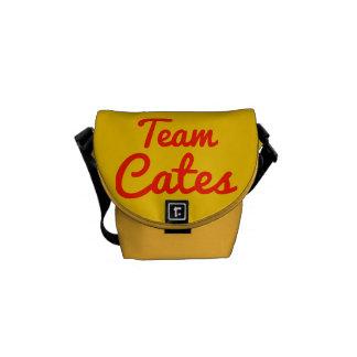 Team Cates Messenger Bag